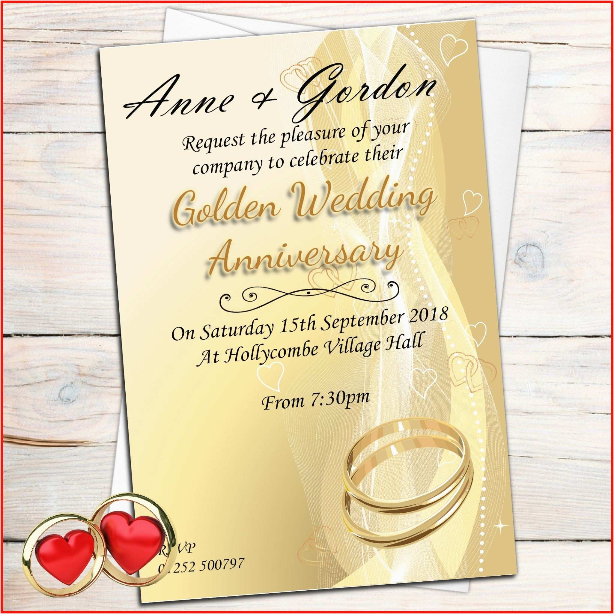 50Th Wedding Anniversary Invitation Wording 50th Birthday Templates Awesome Enthralling